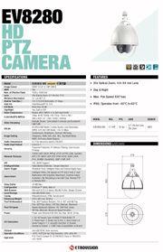 Etrovision Netzwerk Camera EV8280U-MD