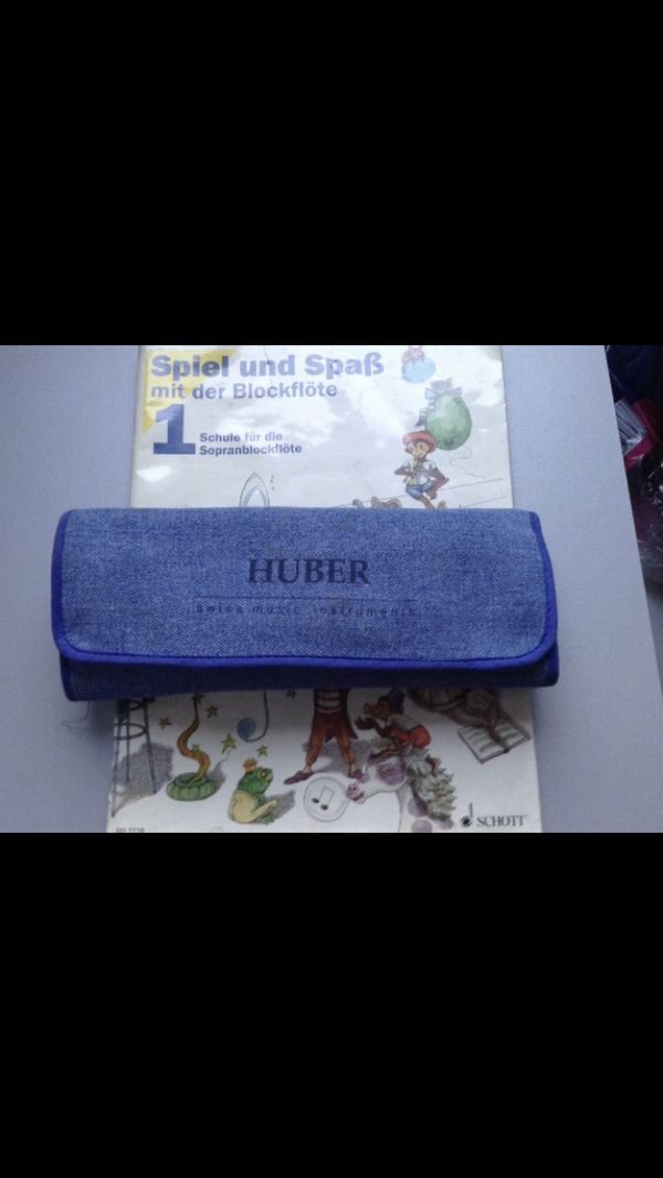 Blockflöte Huber