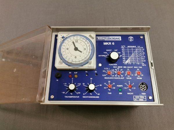 2x Terra Elektronic MKR 6