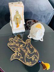 Deko Set mit Buddha und
