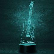 FENDER Stratocaster Gitarren LED Lampe