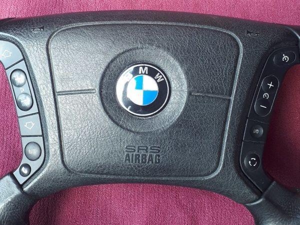 BMW Multifunktions Leder Lenkrad