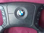 BMW Multifunktions Leder Lenkrad