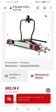Fahrradträger für AHK Neuwertig