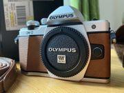 Olympus OM-D E-M10 Limitedition - Braun