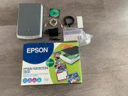Epson Perfection 1650 Flachbett Scanner