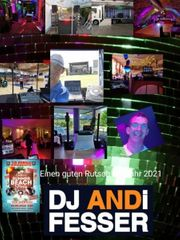Andi Fesser DER HOCHZEITS DJ