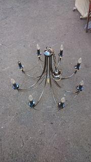 Leuchter Lüster Kronleuchter Lampe 8-armig