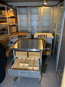 Küchenmöbel, Schränke - BULTHAUP SYSTEM 20 SOLITÄRE