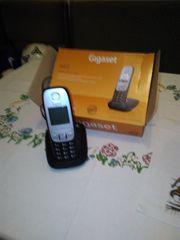 Gigaset A415 Schnurlos-Telefon - einmalig genutzt