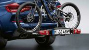 BMW Fahrradradträger X1