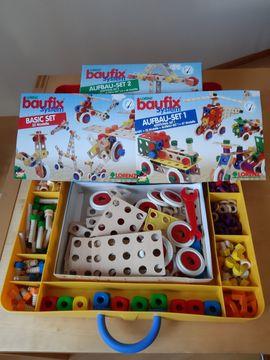 Sonstiges Kinderspielzeug - Lorenz Baufix Basic-Set Aufbau-Set 1