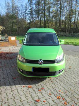 VW Sonstige - VW Caddy Kombi 1 2