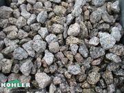 Splitt Schwarzwald-Granit 16-22 mm