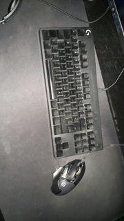 Gaming Maus und Tastatur