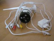 Wireless Outdoor-Überwachungskamera 2-Megapixel-Full-HD