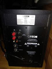 Canton AS 5 Subwoofer 2