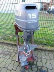 Aussenborder Yamaha F 15 AE