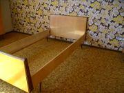 Holzbett Bett Bettgestell Esche Nußbaum