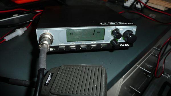 CB Funkgerät Kaiser KA 480