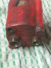 Gebrauchte Hydraulik Pumpe IHC