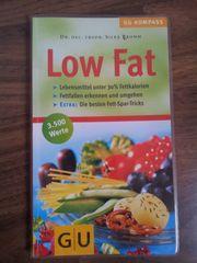 GU Kompass Low Fat gebraucht