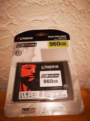 Kingston 960 GB SSD Neuware