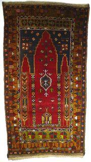 Orientteppich original Konya ca 80