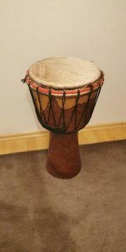 Djembe afrikanische Trommel Musik