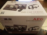 DVD CAR CINEMA von AEG