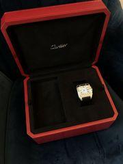 Cartier Santos Uhr Watch 100