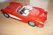 Bburago Chevrolet Corvette 1957 1