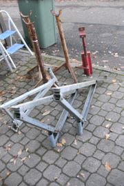 Gerüst-Teile für Bau