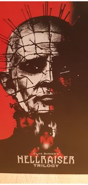 HELLRAISER Blu - Ray