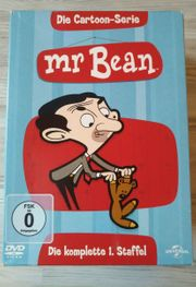 Mr Bean Cartoon Serie DVD