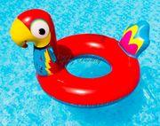 Aufblasbarer Schwimmreifen Papagei Style 90