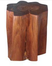 Teak Teakholz Holzstück Baumstamm Teak
