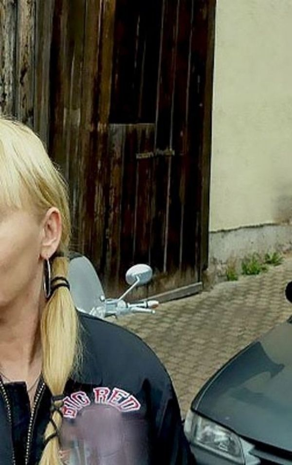 Frau sucht Mann Biker
