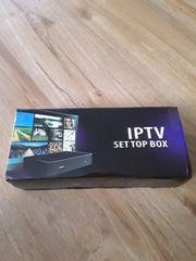 MAG 250 TV Box