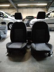 Sitze vom Ford Fiesta