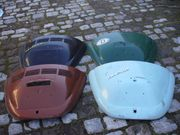 Diverse Käfer Motorhauben
