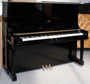 Klavier Yamaha U30A schwarz poliert