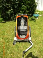 Kinder-Fahrradanhänger Thule chariot crosaire 1