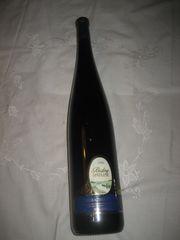 Magnum Flasche Wein Riesling Spätlese