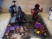 Lego Sets 6949 6959 Spyrius