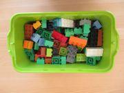 Bunte Mischung Lego Duplo Bausteine