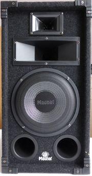 Lautsprecher-Boxen MAGNAT Soundforce 1200p