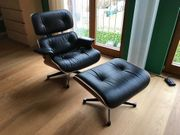 Vitra Lounge Chair Ottoman Charles