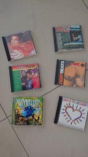 6 Sampler - CDs