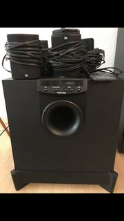 Dolby Surround Anlage von JBL
